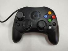 [Xbox Original] Drôtový ovládač - čierny (estetická vada)