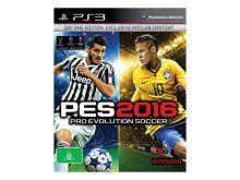 PS3 PES 16 Pro Evolution Soccer 2016