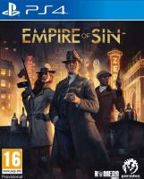 PS4 Empire of Sin (nová)