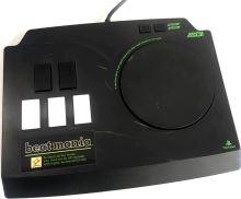 [PS1] Drátový Ovladač Konami Ascii Beatmania - černý (estetická vada)