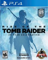 PS4 Rise of the Tomb Raider - 20 Year Celebration