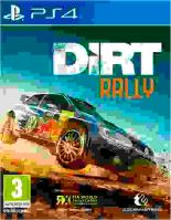 PS4 Dirt Rally (nová)