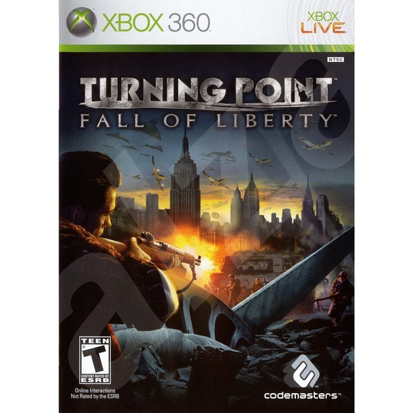 Xbox 360 Turning Point: Fall Of Liberty