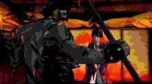 PS2 Ninja Assault