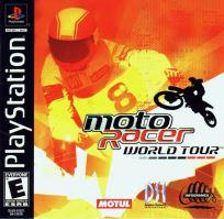 PSX PS1 Moto Racer World Tour