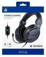 [PS4] Stereo Gaming Headset - čierny (nový)