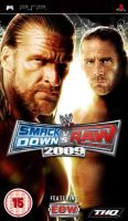 PSP WWE SmackDown vs Raw 2009