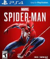 PS4 Marvel Spider-Man (CZ)