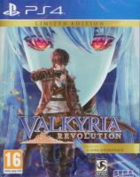 PS4 Valkyria Revolution Limited Edition (nová)