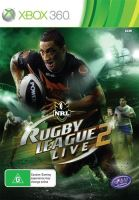 Xbox 360 Rugby League 2 Live