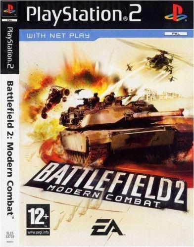 PS2 Battlefield 2 Modern Combat (DE)