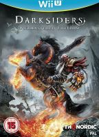 Nintendo Wii U Darksiders Warmastered Edition (CZ) (nová)