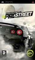PSP NFS Need For Speed ProStreet (nová)