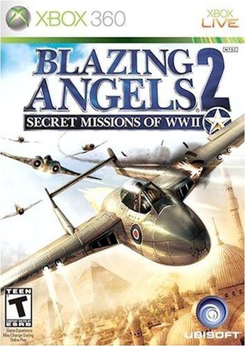 Xbox 360 Blazing Angels 2: Secret Missions Of WW2