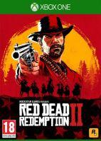 Xbox One Red Dead Redemption 2 + špeciálne obal a mapa