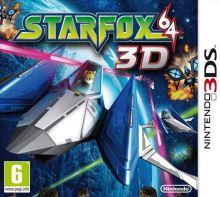 Nintendo 3DS Star Fox 64 3D (nová)