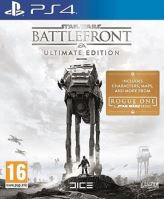 PS4 Star Wars Battlefront - Ultimate edition (nová)