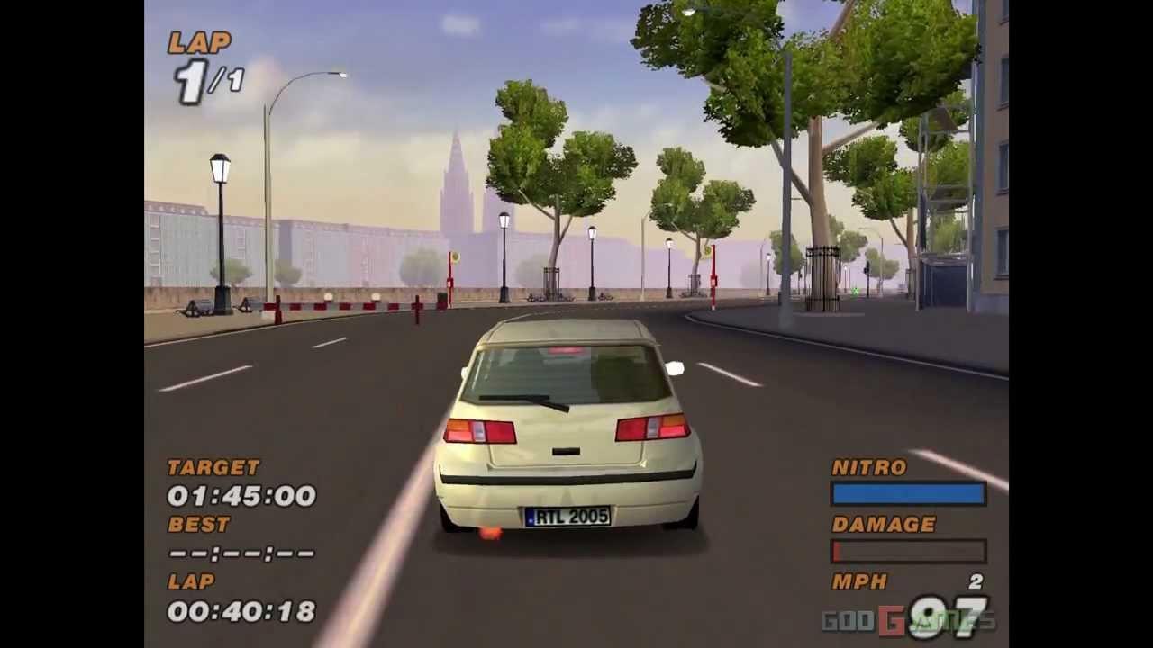 PS2 Cobra 11 Vol. 2