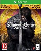 Xbox One Kingdom Come: Deliverance Royal Edition (CZ) (nová)
