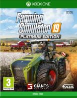 Xbox One Farming Simulator 19 Platinum Edition (nová)