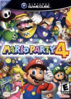 Nintendo GameCube Mario Party 4