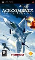 PSP Ace Combat X Skies of Deception