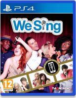 PS4 We Sing