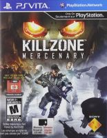 PS Vita Killzone Mercenary