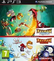 PS3 Rayman Legends + Origins (nová)