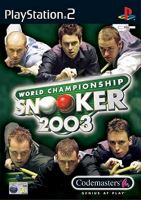 PS2 World Championship Snooker 2003