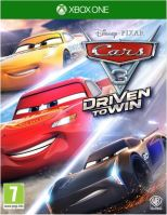 Xbox One Cars 3: Driven to Win (nová)