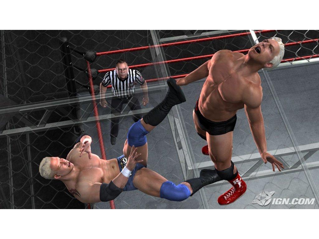 PS3 SmackDown vs Raw 2008