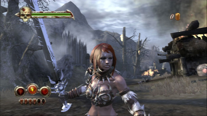 Xbox 360 Golden Axe Beast Rider