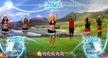 Xbox 360 Kinect Zumba Fitness World Party