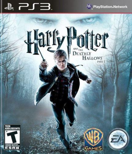 PS3 Harry Potter A Dary Smrti Časť 1 (Harry Potter And The Deathly Hallows Part 1)