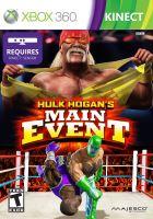 Xbox 360 Hulk Hogan - Main Event