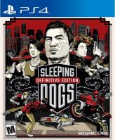 PS4 Sleeping Dogs Definitive Edition (nová)