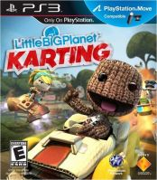 PS3 Little Big Planet Karting (nová)