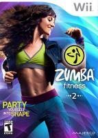 Nintendo Wii Zumba Fitness 2 (iba hra)