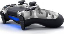 [PS4] Dualshock Sony Ovládač - Urban Camo - šedý maskáč
