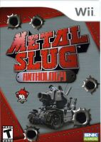 Nintendo Wii Metal Slug Anthology