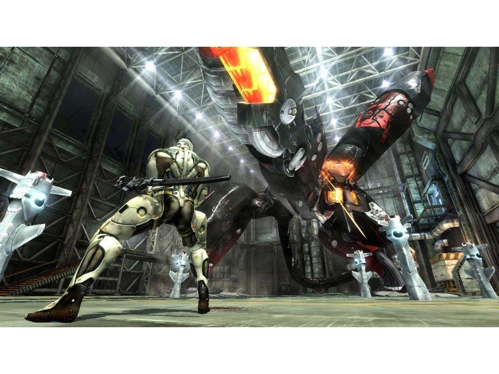 Xbox 360 Metal Gear Rising - Revengeance