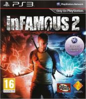 PS3 Infamous 2 (Nová)