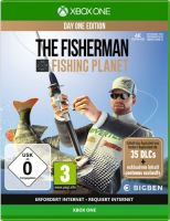 Xbox One The Fisherman: Fishing Planet Day One Edition (nová)