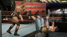 Xbox 360 Smackdown Vs. Raw 2010