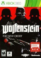 Xbox 360 Wolfenstein The New Order (nová)