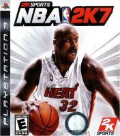 PS3 NBA 2K7 2007