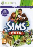 Xbox 360 The Sims 3 Pets - Domáce Maznáčikovia