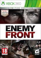 Xbox 360 Enemy Front Limited Edition (nová)