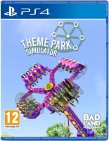 PS4 Theme Park Simulator (nová)
